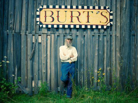 Burt Shavitz of Burt's Bees