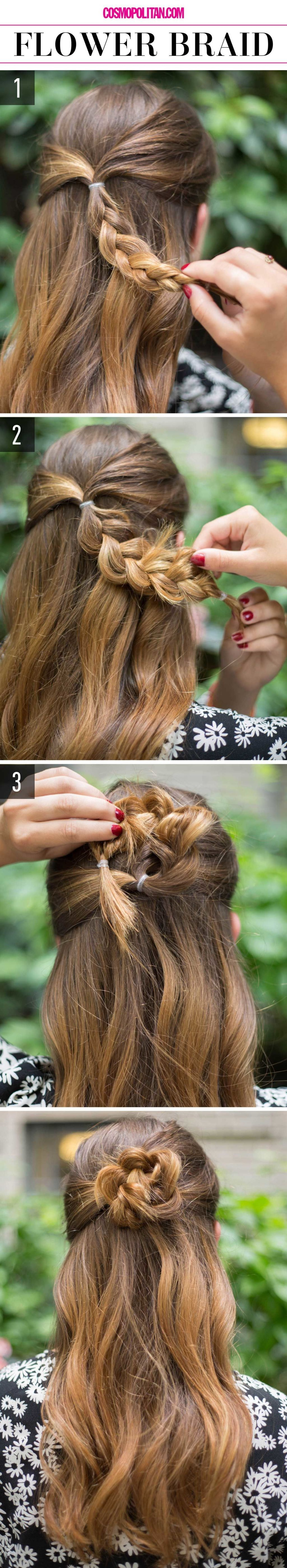 20 Super Easy Hairstyles to Master ThisYear