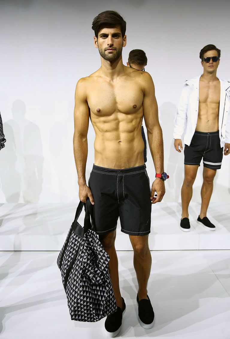 28 Hot Male Models - Shirtless Male Model Photos-1450