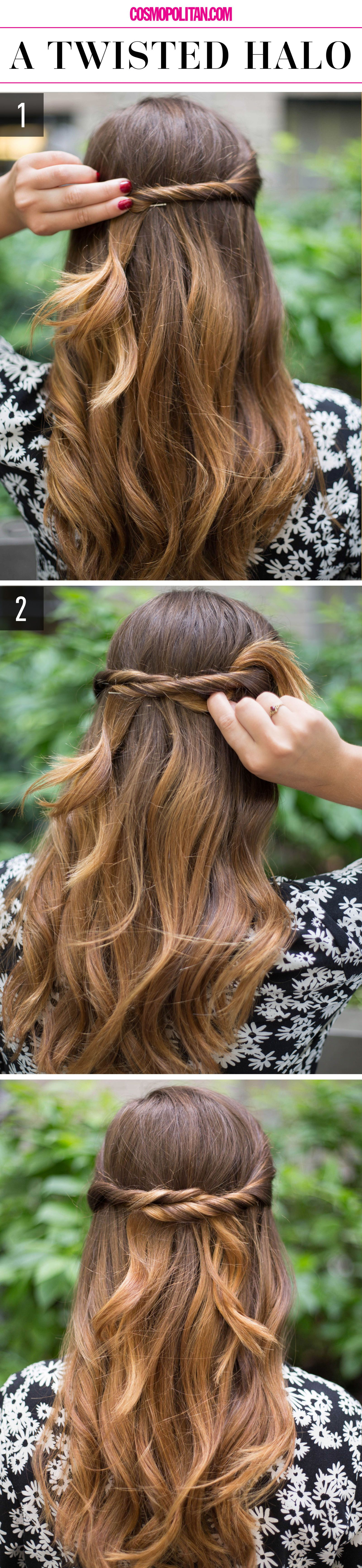 15 Quick and Easy Hairstyles for Long Hair 15 Quick and Easy Hairstyles for Long Hair new images