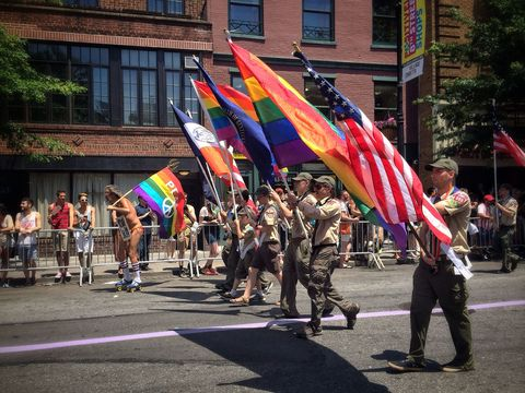 Boy Scouts of America Make a Major Move to Allow Gay Troop Leaders