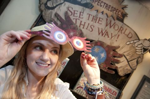 """Luna Lovegood Wants You to Try Out for the New """"Harry Potter"""" Movie"""