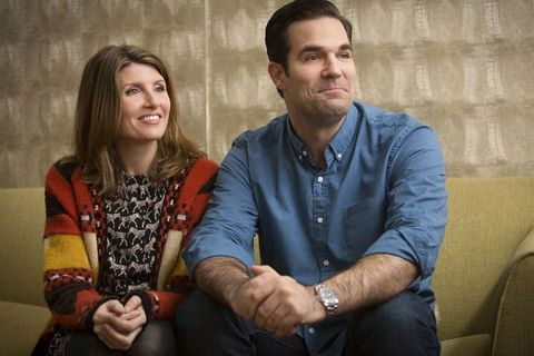 A Conversation With Rob Delaney About Love, Sex, Marriage, and Waxed Vaginas