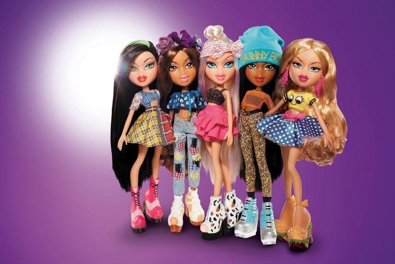 90s Girls Rejoice Bratz Dolls Are Back