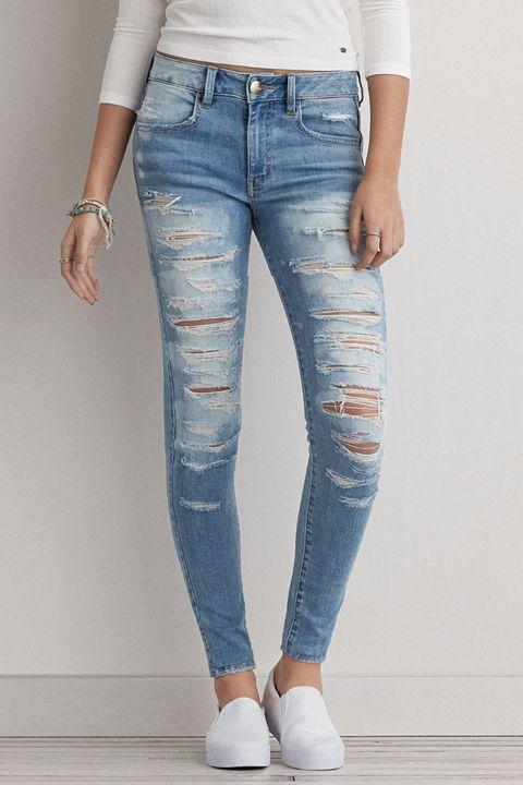 Clothing, Leg, Blue, Product, Brown, Denim, Trousers, Jeans, Pocket, Human leg,