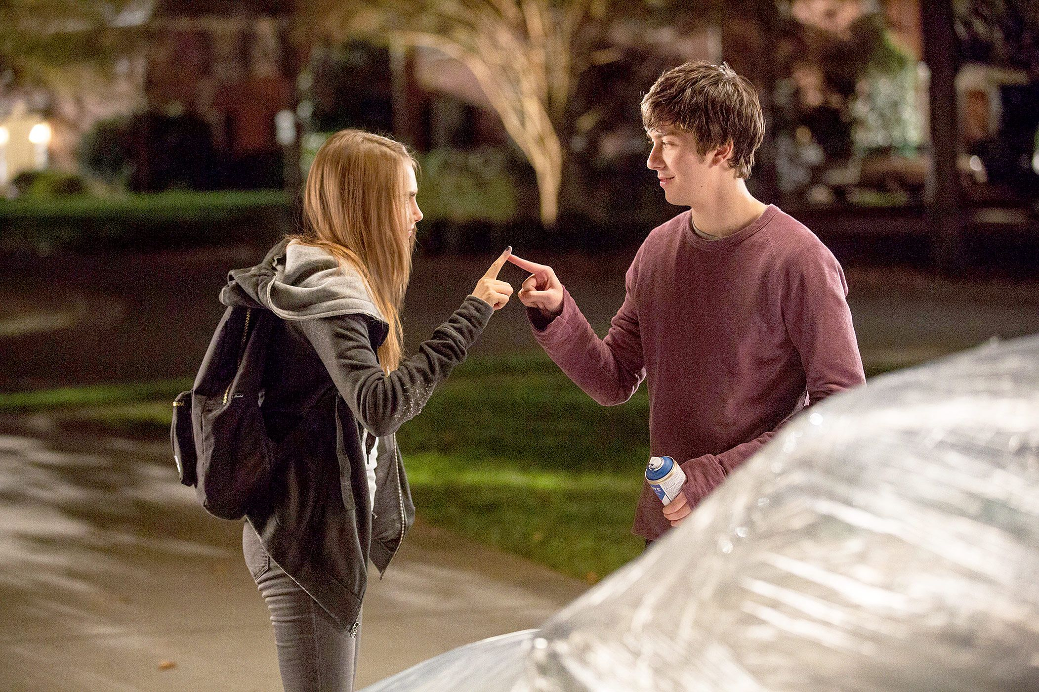 How The Ending Of The Paper Towns Movie Differs From The Book S
