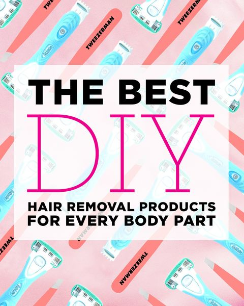 The best diy hair removal products for every body part solutioingenieria Gallery