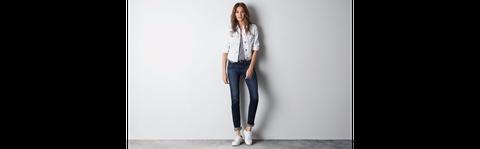 Clothing, Leg, Product, Sleeve, Denim, Collar, Shoulder, Textile, Photograph, Standing,