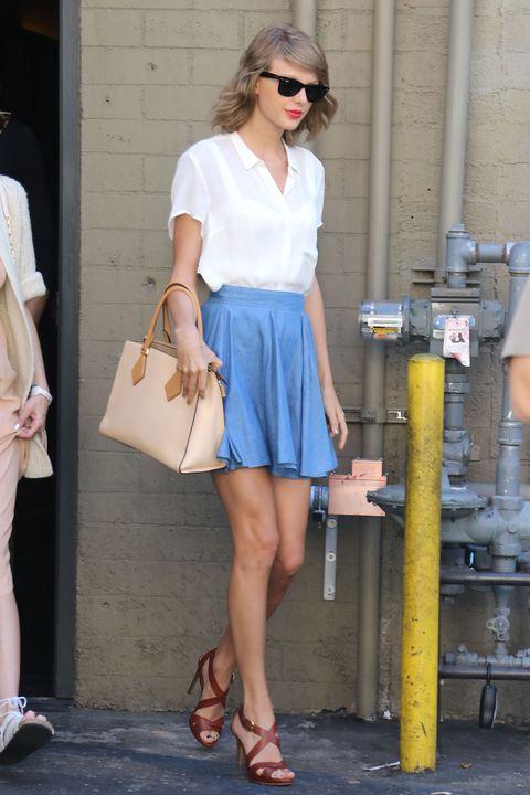 Clothing, Leg, Brown, Product, Human leg, Shoulder, Textile, Joint, Outerwear, White,
