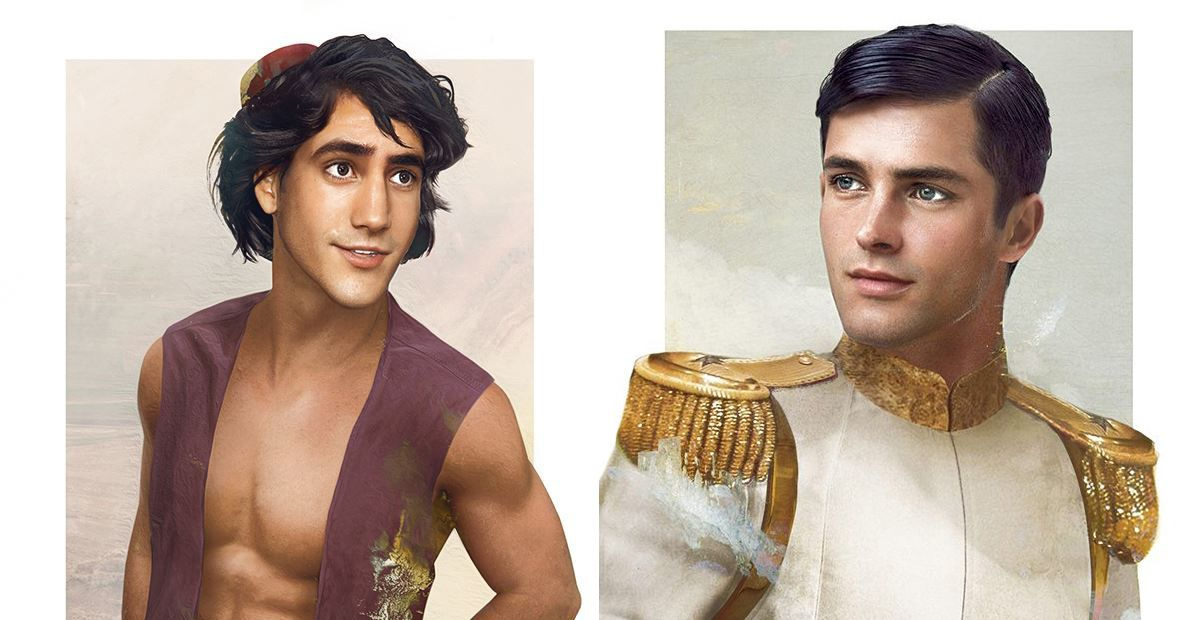 Here S What Disney Princes Would Look Like In Real Life