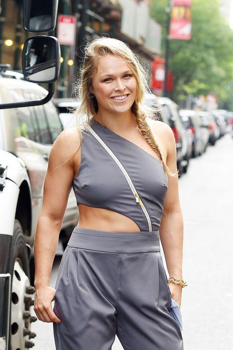Image Getty Ufc Champion Ronda Rousey