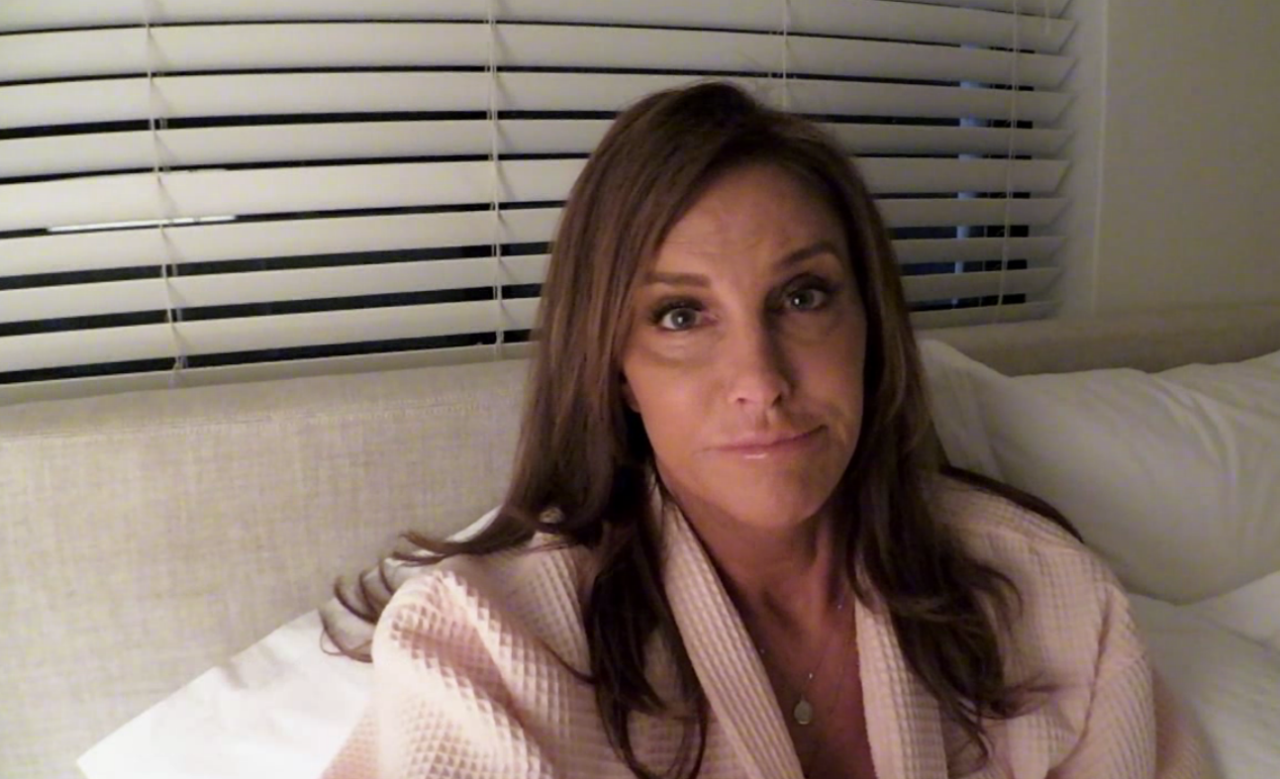 Caitlyn Jenner's New Friends Question Her Politics and Privilege