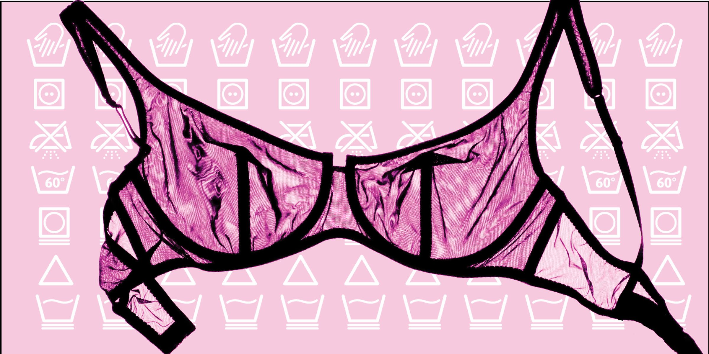 6 Ways to Machine-Wash Your Bras Without Ruining Them