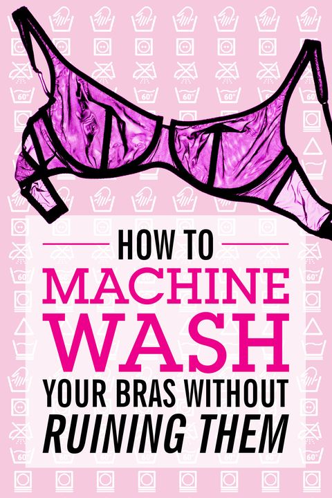 08242e9cf322 6 Ways to Machine-Wash Your Bras Without Ruining Them