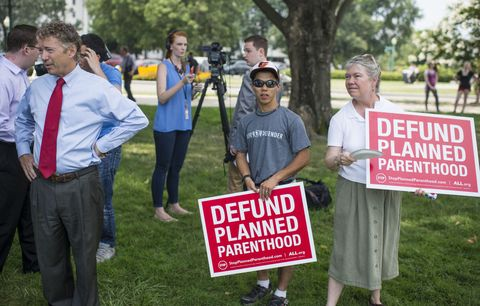 rand paul and planned parenthood