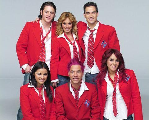 Image result for rebelde telenovela