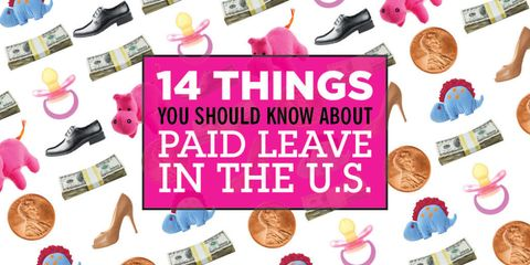14 Things You Should Know About Paid Leave in the U.S.