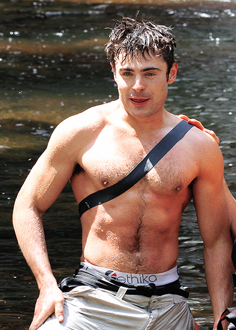 Attractive Efron Naked Pic Zac Photos
