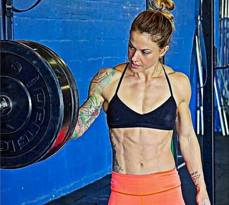 Christmas Abbott Crossfit.In Defense Of Female Crossfit Competitors Strong Women
