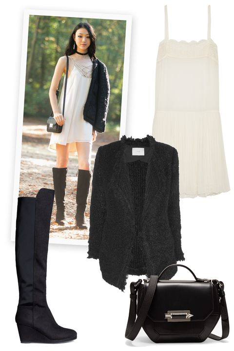 Product, Textile, Style, Fashion, Beauty, Black, Boot, Street fashion, Luggage and bags, Knee,