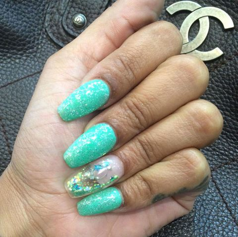 Aquarium Nails Are The Crazy New Trend You Have To Try