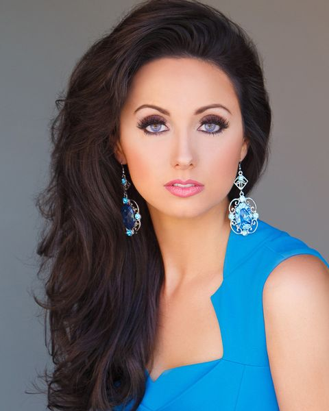 20 Perfectly Beyond Over The Top Pageant Earrings Worn By This Year S Miss America Hopefuls