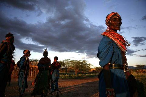 This Village in Kenya Is Only for Women