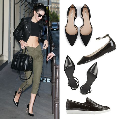 3ed4bc1b6790c 9 Flat Shoes We Love - Genius Ways Flats Can Replace Every Heel You Own