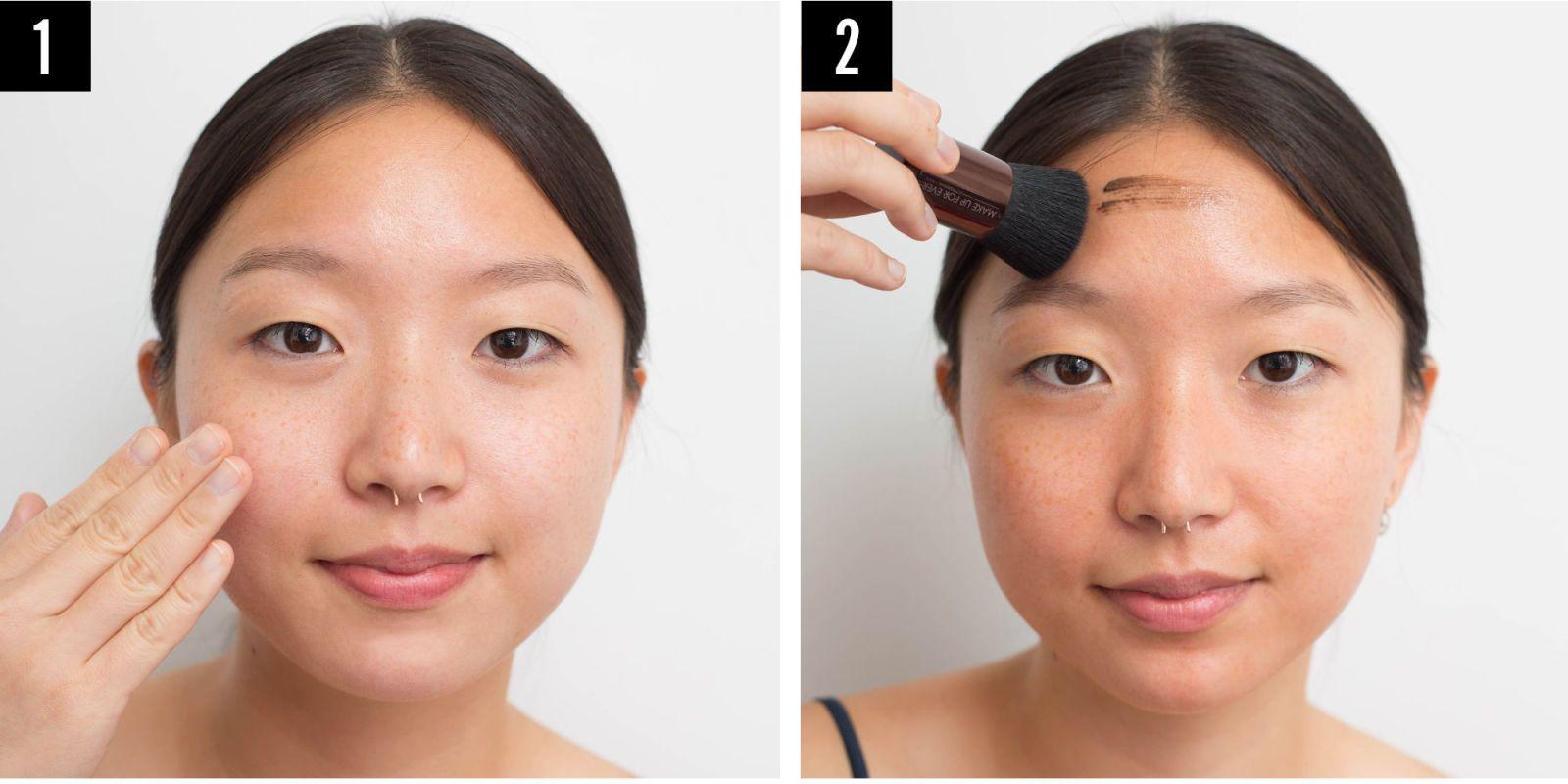 Best facial fake tan