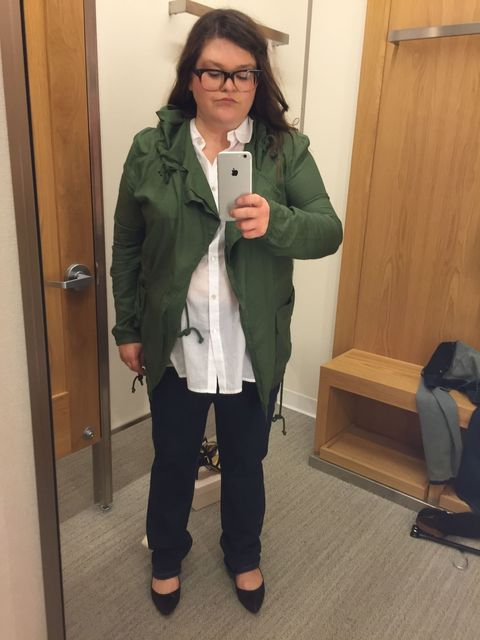 0f7d8d35157 Size 16 Woman Asks 5 Stylists to Dress Her in