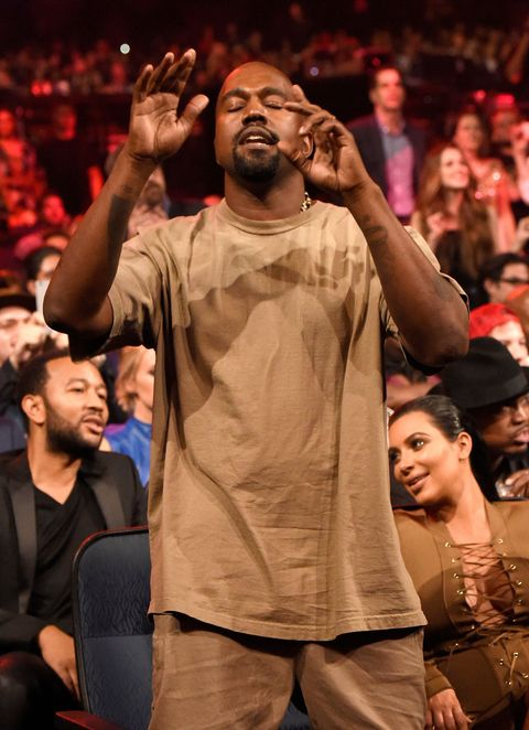 So, Kanye West's Presidential Campaign Is Really Picking Up Steam