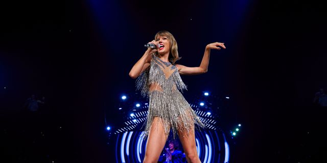 Crazed Fan Jumps On Stage At Taylor Swift Concert And Proceeds To Brawl With Security
