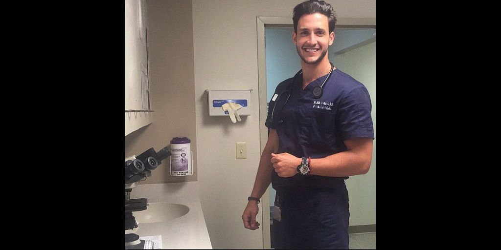 This Hot Doctors Instagram Account Will Make Your