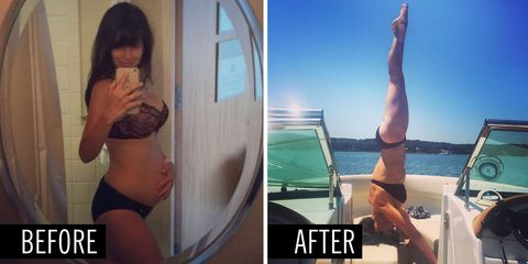 How Hilaria Baldwin Lost 18 Pounds of Baby Weight in 10 Weeks