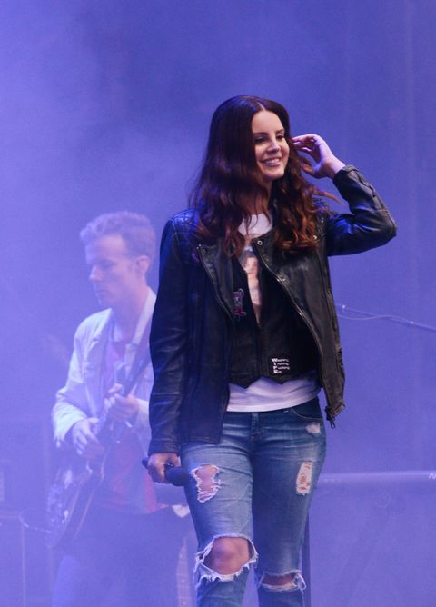 Lana Del Rey Revisits the Time She Said Feminism Didn't Interest Her