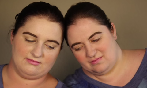 Woman Finds Her Exact Twin on the Internet but They Aren't Related at All
