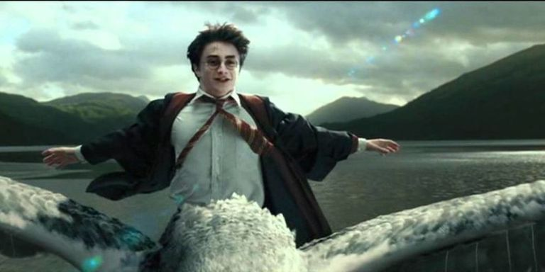Everyone Is Wishing Harry Potter's Son Good Luck on His First Day at Hogwarts