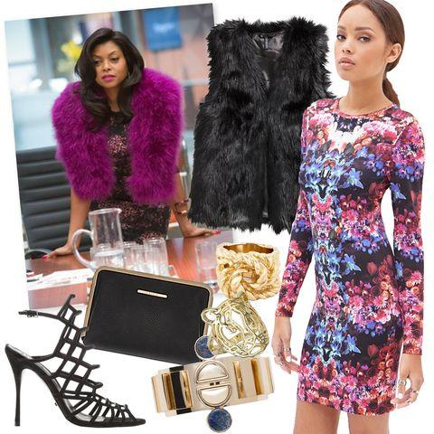 Sleeve, Textile, Fashion, Purple, Bag, Fur, Fashion design, Natural material, Artificial hair integrations, Wig,