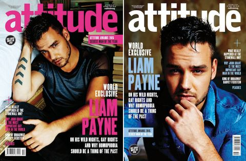 Liam Payne Is Not Here for Your Sexy 1D Fan Fic