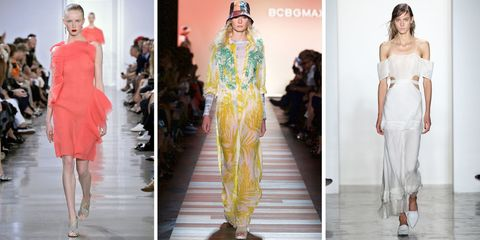 Clothing, Face, Leg, Sleeve, Event, Shoulder, Fashion show, Dress, Fashion model, Joint,