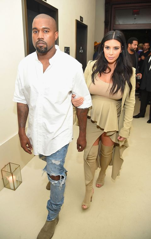 Kanye Pisses Off at Least 1 Designer by Announcing Last-Minute Fashion Show