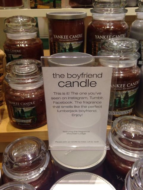 Bring Back Man Candles An Ode To Yankee Hot Guy Scented Collection
