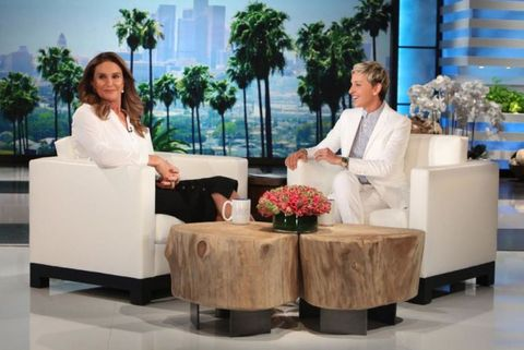 Ellen DeGeneres Speaks Out Against Caitlyn Jenner's Views on Gay Marriage