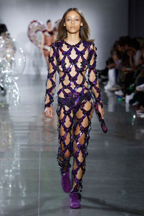 71 Nakedest Runway Looks From New York Fashion Week-7662