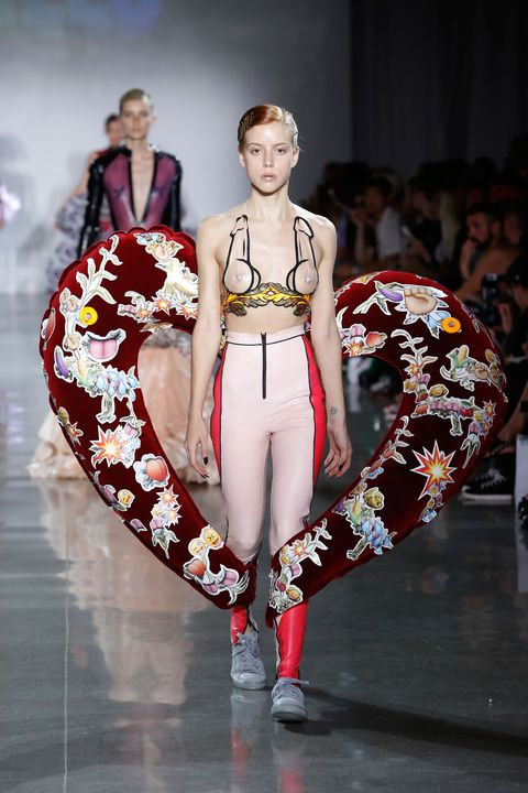 71 Nakedest Runway Looks From New York Fashion Week-6075