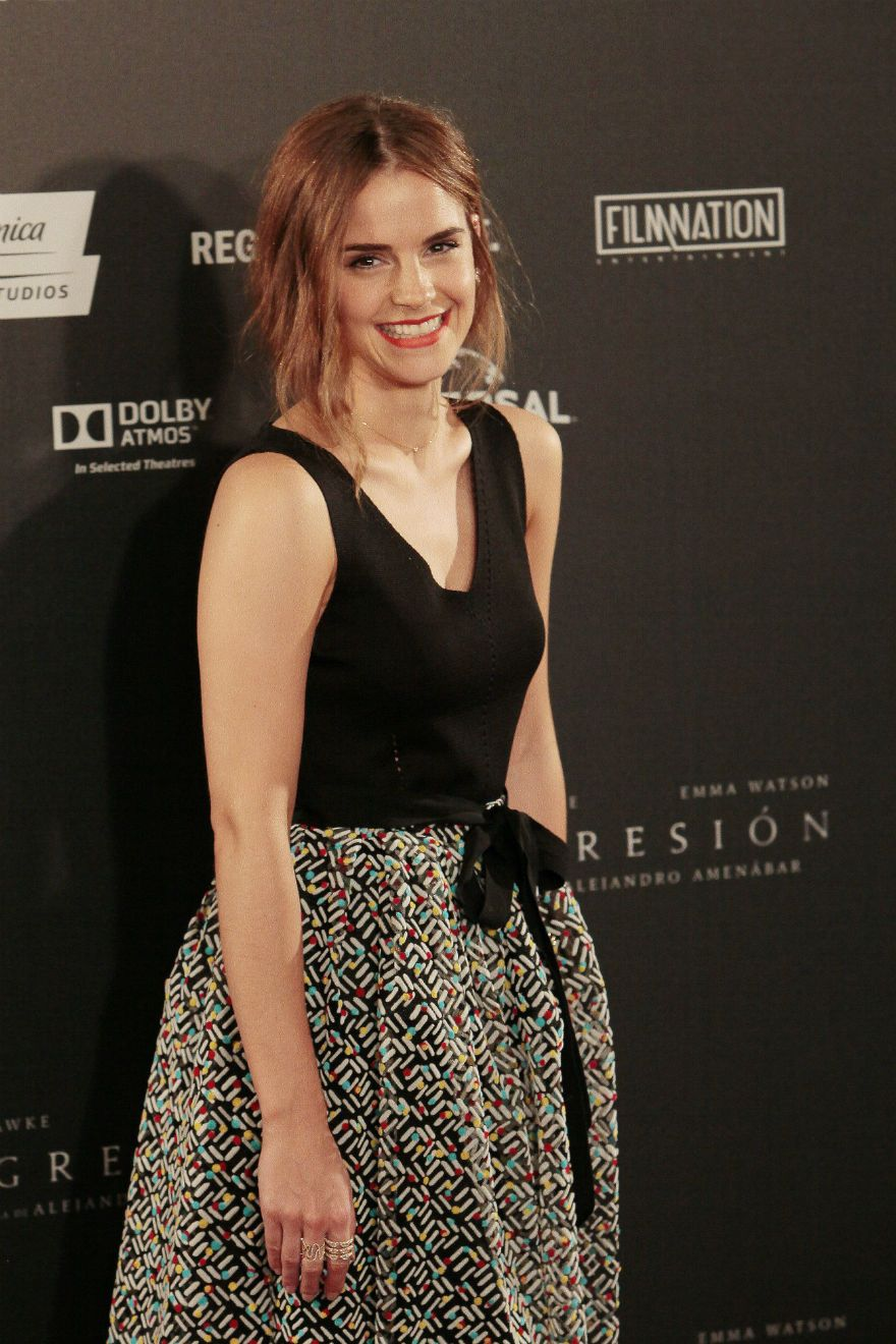 Emma Watson Finally Weighs In on the New Hermione