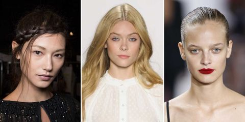 Nose, Lip, Cheek, Hairstyle, Eye, Chin, Forehead, Eyebrow, Eyelash, Style,