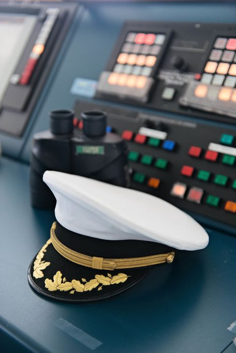 Get That Life How I Became The First American Female Captain Of A - How do you become a captain of a cruise ship