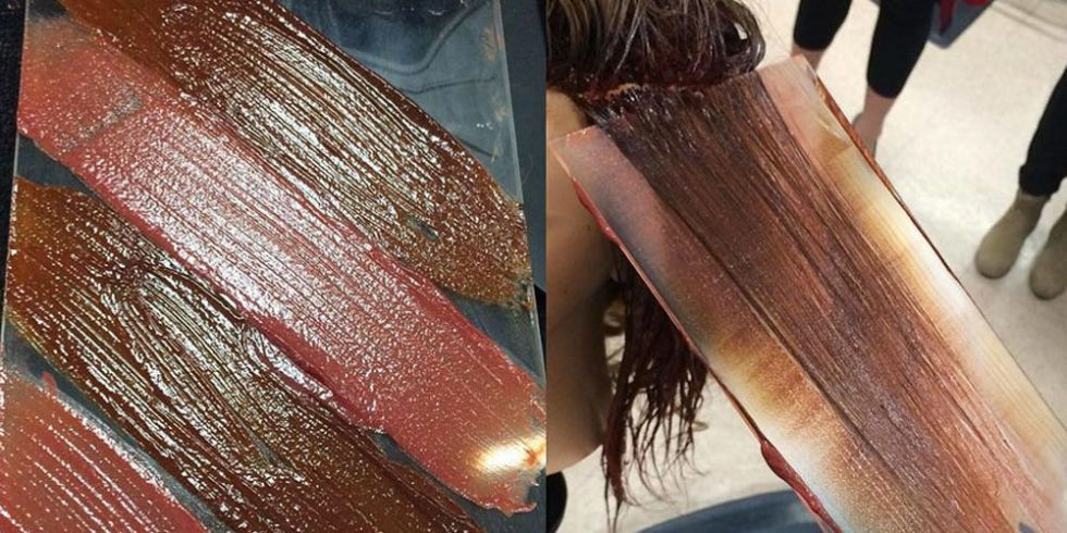 This Brand New Way Of Coloring Hair Will Blow Your Mind