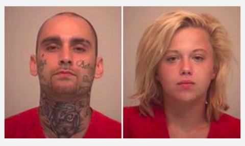 Idiot Couple Who Robbed a Bank Got Caught After Posting These Photos on Social Media